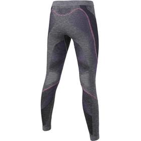 UYN Ambityon Melange UW Long Pants Women Black Melange/Purple/Raspberry